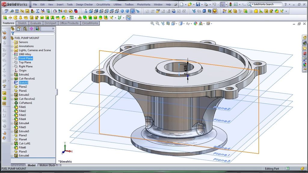 Software utilizzati for Software per disegno 3d
